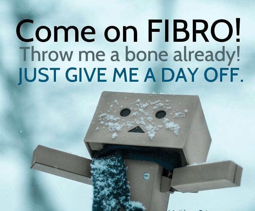 come on fibro